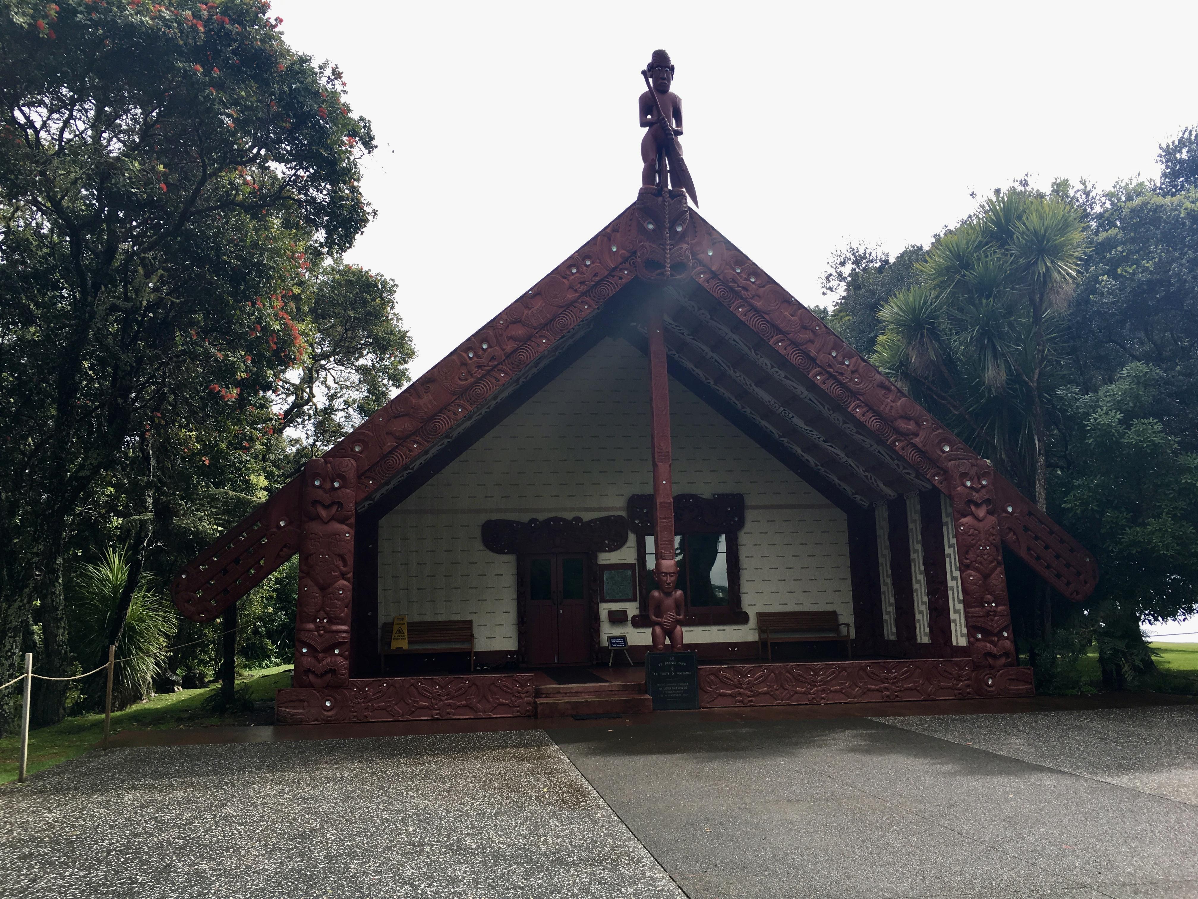 Waitangi Treaty Grounds, Paihia
