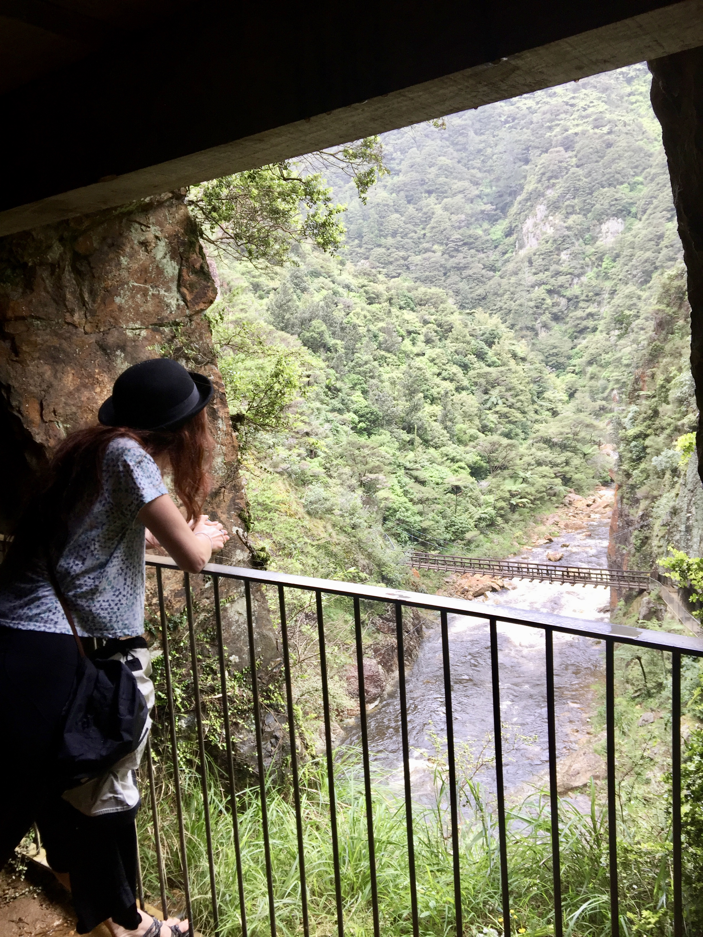 Window's Walk, Karangahake Gorge